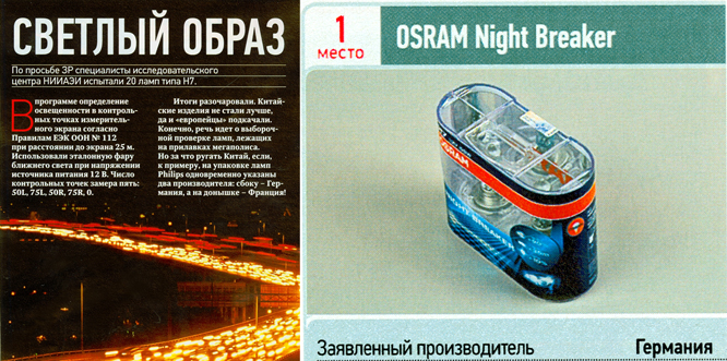 Osram NIGHT BREAKER Воронеж